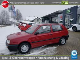 Volkswagen Golf      CL III 1.8 Ltr. - 55 kW AUTOMATIK-GETRIEBE ! NUR 110.000 KM TÜV NEU