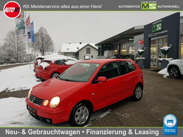 Volkswagen Polo - Highline 1.4 63 kW Klimaautomatik/CD/ZV/ALU - TÜV NEU !
