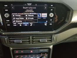 Volkswagen / T-Cross / Grau / Style  /  / DSG, LED, Klimaautomatik, PDC vorne und Hinten, ACC