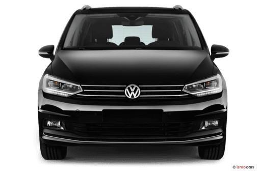 Volkswagen Touran - Highline BMT/Start-Stopp 1.5 TSI 150PS 7-Gang DSG- 7 SITZER! NAVIGATION-AHK SCHENKBAR-KLIMAAUTOMATIK 3-ZONEN - PDC VORNE HINTEN-ACC-ALU-ERGO SITZE ELEKTRISCH
