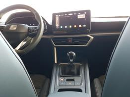 Seat / Leon / Grau / FR /  / Klimaautomatik, NAVI, Kamera, Multilenkrad