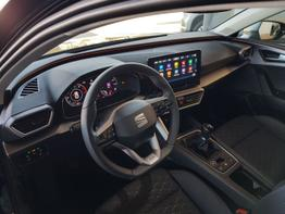 Seat / Leon / Schwarz / FR /  / Klimaautomatik, NAVI, Kamera, Multilenkrad