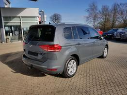 Volkswagen / Touran / Grau / Highline  /  / Klimaautomatik, Navi, AHK, DSG
