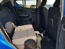Suzuki / Ignis / Blau / Comfort /  / Hybrid, Multilenkrad, Kamera, SHZ
