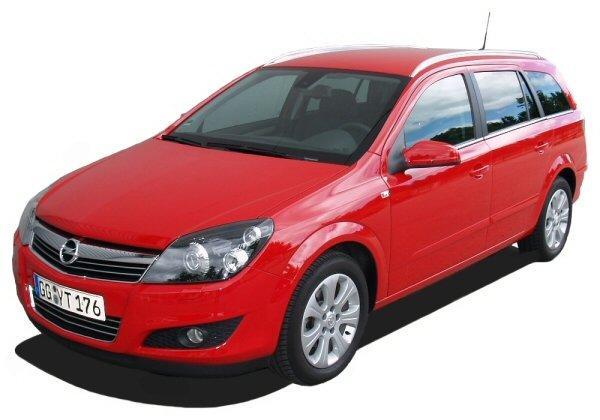 Opel Astra Sports Tourer - Edition 1.6 - 85 kW 16V-KLIMAAUTOMATIK-ANHÄNGERKUPPLUNG-ZV-ELEKTR.FENSTER-CARAVAN PAKET-NSW-MITTELARMLEHNE-CD30 / MP3- TÜV NEU !