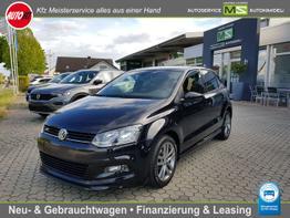 "Volkswagen Polo      Highline 1.2 TSI - KLIMAAUTOMATIK/R-LINE EXTERIEUR   INTERIEUR! ALU 16""/TEMPOMAT/PDC VORNE HINTEN"