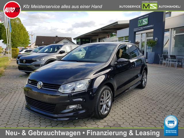 Volkswagen Polo - Highline 1.2 TSI - KLIMAAUTOMATIK/R-LINE EXTERIEUR   INTERIEUR! ALU 16
