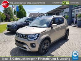"""Suzuki Ignis      1.2 Comfort  AllGrip Hybrid -Anhängerkupplung !-Klimaanlage-Kamera-Navigationssystem-Vorbereitung-Sitzheizung-ZV-Elektr.Fensterheber-Bluetooth-Berganfahrhilfe > Modell """"2021""""!"""