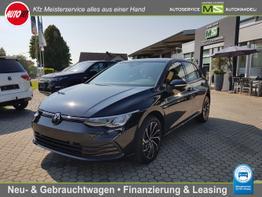 """Volkswagen Golf      Life 1.0 TSI 3-ZONEN KLIMAAUTOMATIK-TEMPOMAT MIT ACC-ALU 17""""-LED-APP CONNECT-PDC VORNE HINTEN-LENKRADHEIZUNG- 4 JAHRE GARANTIE !!! SOFORT VERFÜGBAR !"""