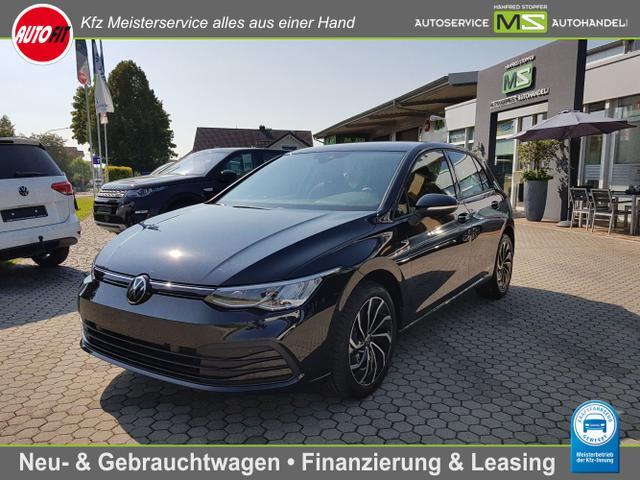 Volkswagen Golf - Life 1.0 TSI 3-ZONEN KLIMAAUTOMATIK-TEMPOMAT MIT ACC-ALU 17