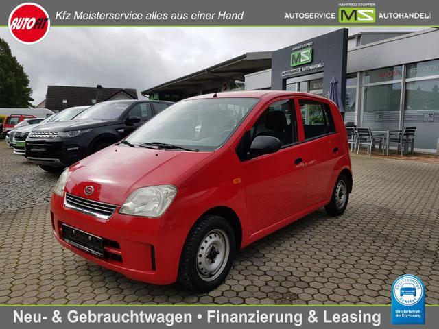 Daihatsu Cuore - Top (5-trg.) 1.0 (L251) 5-türig-Klimaanlage-Zentralverriegelung-CF Sicherheitssystem-TÜV NEU !
