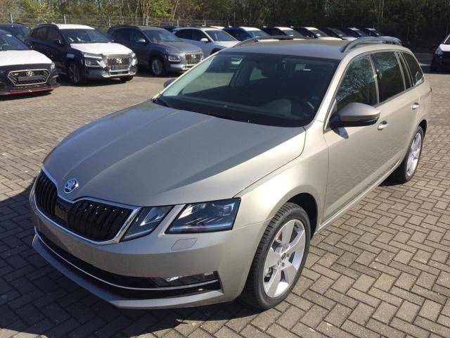 Skoda Octavia Combi Style 1.5TSI 150 PS DSG NAVI LED connect