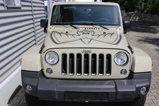 Jeep Wrangler - Golden Eagle 2.8 CRDI 200PS Automatik,Trittbretter,Alpine Sound System