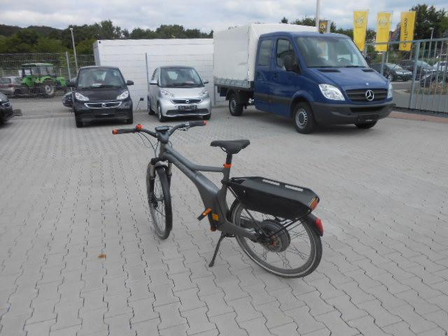 smart e bike hufgard auto jahreswagen neuwagen und gebrauchtwagen. Black Bedroom Furniture Sets. Home Design Ideas