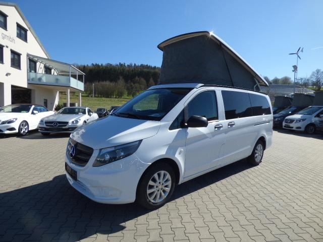 mercedes benz v klasse marco polo vito 200 d activity navigation r ckfahrkamera alarmanlage. Black Bedroom Furniture Sets. Home Design Ideas
