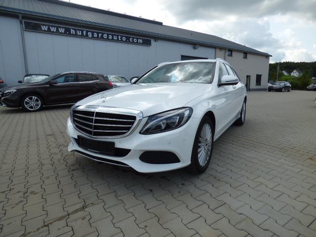 Exterieur auto  Mercedes-Benz C-Klasse T-Modell C 220 T d 7G-TRONIC PLUS EXCLUSIVE ...