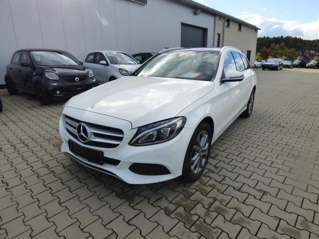 Mercedes-Benz C-Klasse T-Modell - C 220 T d verkauft Olaf Morgenstern 4M Business Paket Plus Comand Online Panoramadach Avantgarde Head Up Display Spiegel Totwinkel Assistent Park-Paket Ambientebeleuchtung LED High Performance Scheinwerfer