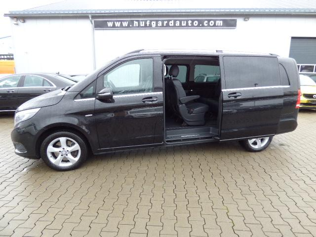 Mercedes-Benz V-Klasse V 250 d Blue Efficiency Avantgarde Extra ...