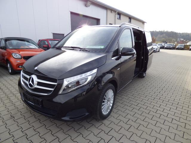 Mercedes-Benz V-Klasse V 220 d Blue Efficiency Avantgarde Lang 2x ...