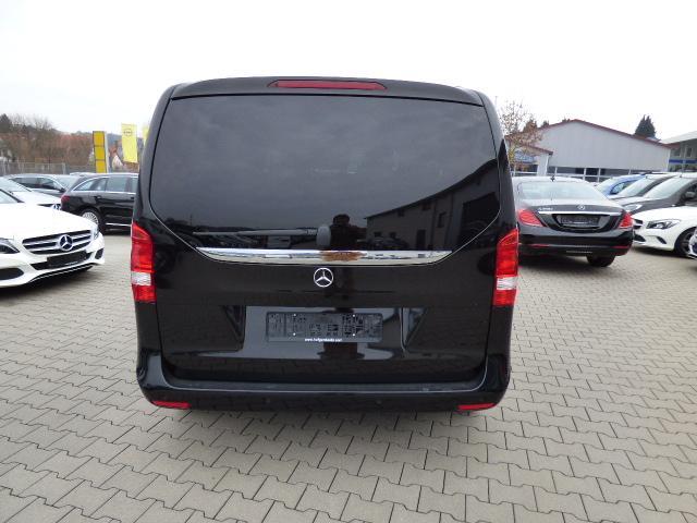 Mercedes-Benz V-Klasse V 220 d Blue Efficiency Edition Kompakt ...
