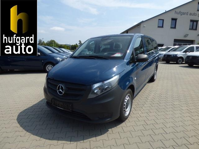 Mercedes-Benz Vito - 116 d BlueTec Blue Efficiency Extra Lang Klimaanlage 8-Sitzer Tempomat