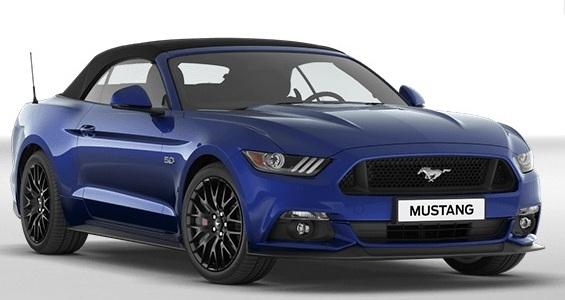 ford mustang convertible gt cabrio eurocars online. Black Bedroom Furniture Sets. Home Design Ideas