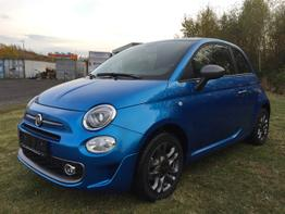 "Fiat 500 *LAGER* - S SOFORT KLIMAAUTO 7""TFT Alu Uconnect 7HD LIVE"