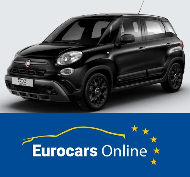 fiat 500l cross 1 3 mjet alu klima uconnect eurocars. Black Bedroom Furniture Sets. Home Design Ideas