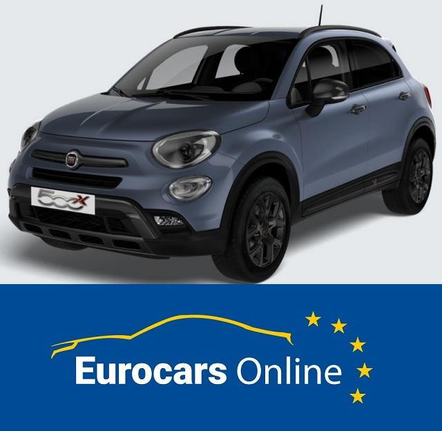 fiat 500x s design cross 1 6 multijet ii alu xenon radio bluetooth eurocars online. Black Bedroom Furniture Sets. Home Design Ideas