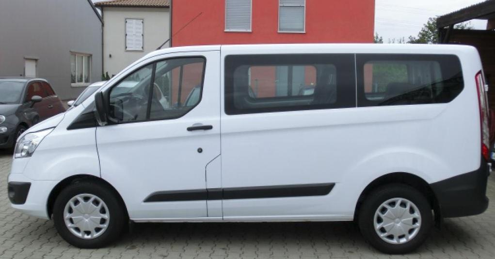 Ford Transit Custom Lager Trend Kurzfristig Lieferbar 9 Sitze