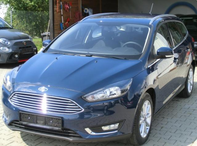 Ford Focus Turnier Titanium *LAGER* - SYNC3+KeyFree KURZFRISTIG LIEFERBAR 182PS WINTER PAKET KEY FREE