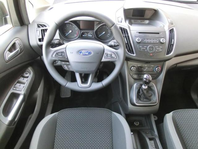 Ford Grand C-MAX 2018 *LAGER* Trend WLTP -35% Winter Park Bluetooth