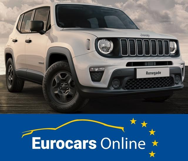 Jeep Renegade 2019 - Sport 1.0 MultiAir T3 120 MT FWD *KLIMA*BLUETOOTH*