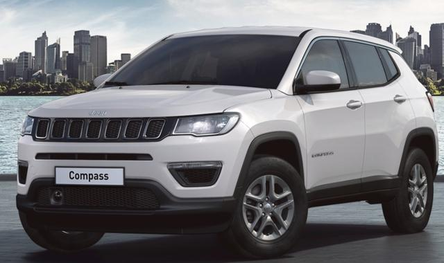 Jeep Compass - Sport 1.4 MultiAir 2 140 MT FWD *KLIMA*Bluetooth*