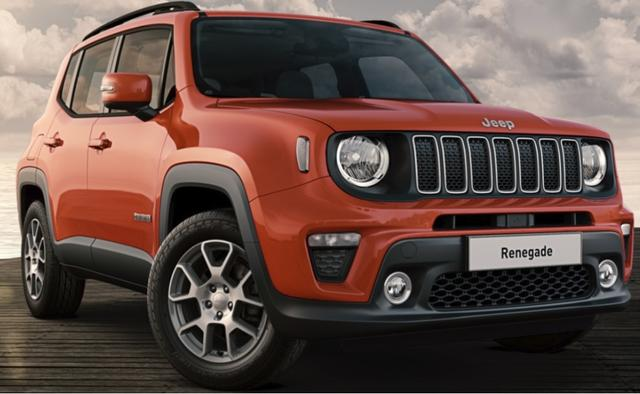 Jeep Renegade 2019 - Longitude 1.0 MultiAir T3 120 MT FWD *KLIMA*BLUETOOTH*