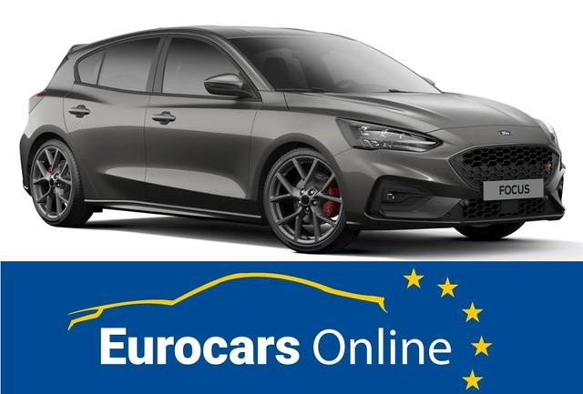 Ford Focus 5trg. 2019 *LAGER* - ST STYLING-PAKET PERFORMANCE PAKET NAVI SHZ PDC