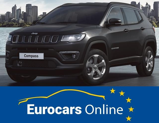 Jeep Compass - Longitude 1.6 MultiJet 120 MT FWD **SOFORT**KLIMA*Bluetooth*