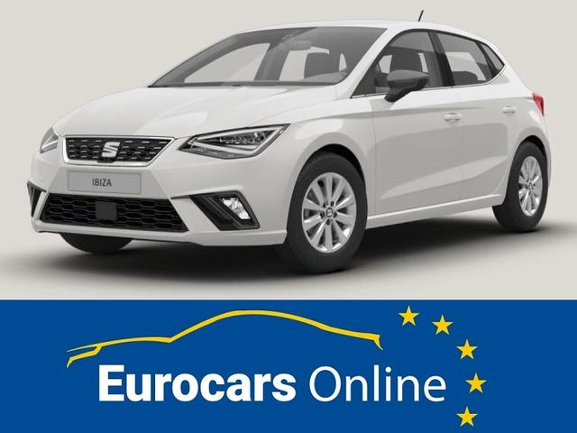 Seat Ibiza 2019 *LAGER* - Xcellence KURZFRISTIG LIEFERBAR VOLL-LED FULL LINK CLIMATRONIC PDC