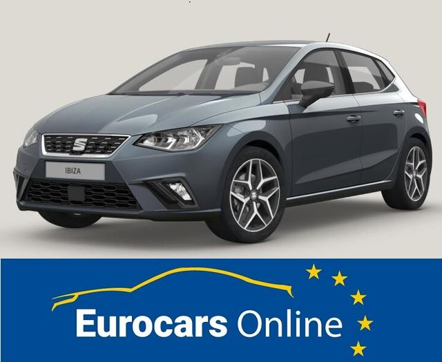 Seat Ibiza 2019 *LAGER* - Xcellence KURZFRISTIG LIEFERBAR 17ZOLL DYNAMIC FULL LINK CLIMATRONIC PDC