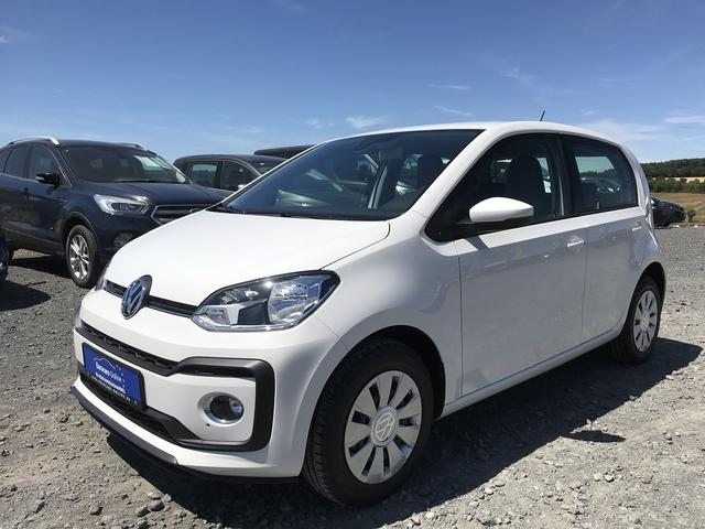 VW up! 2019 *LAGER* - move SHZ Bluetooth Klima