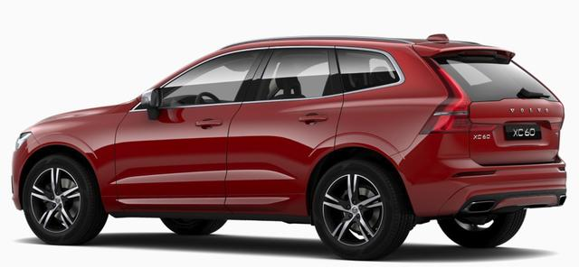 Volvo *XC60* MJ2020 R-Design 2020