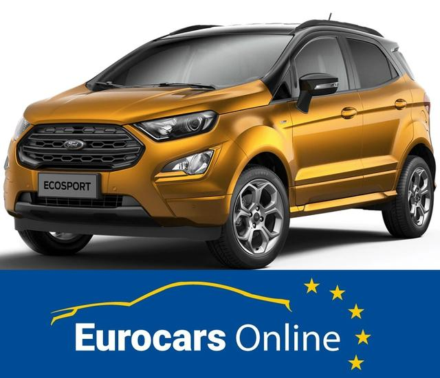 Ford Ecosport St: Ford EcoSport 2019 *LAGER* ST-Line KURZFRISTIG LIEFERBAR 8