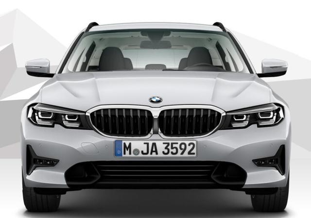 Bestellfahrzeug, konfigurierbar BMW 3er - Sport Line BESTELLFAHRZEUG FREI KONFIGURIERBAR