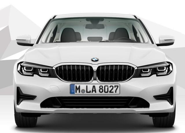 Bestellfahrzeug, konfigurierbar BMW 3er - Basis NEUBESTELLUNG FREI KONFIGURIERBAR
