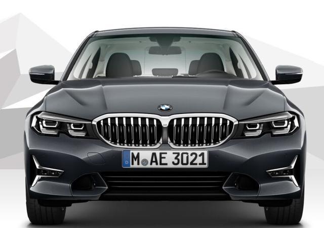 Bestellfahrzeug, konfigurierbar BMW 3er - Luxury Line NEUBESTELLUNG FREI KONFIGURIERBAR