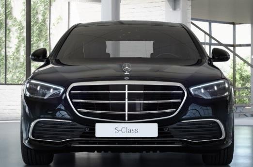 Bestellfahrzeug, konfigurierbar Mercedes-Benz S-Klasse - BESTELLFAHRZEUG FREI KONFIGURIERBAR