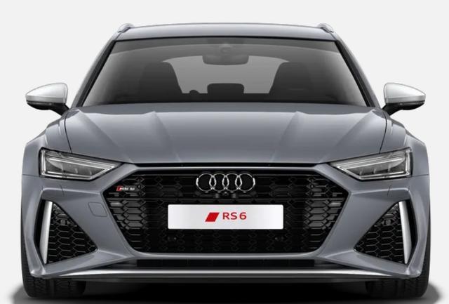 Bestellfahrzeug, konfigurierbar Audi RS6 - RS 6 BESTELLFAHRZEUG FREI KONFIGURIERBAR