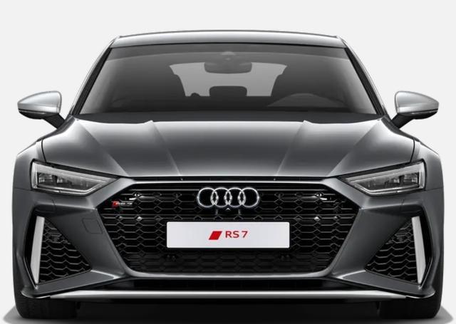 Bestellfahrzeug, konfigurierbar Audi RS7 - RS 7 BESTELLFAHRZEUG FREI KONFIGURIERBAR