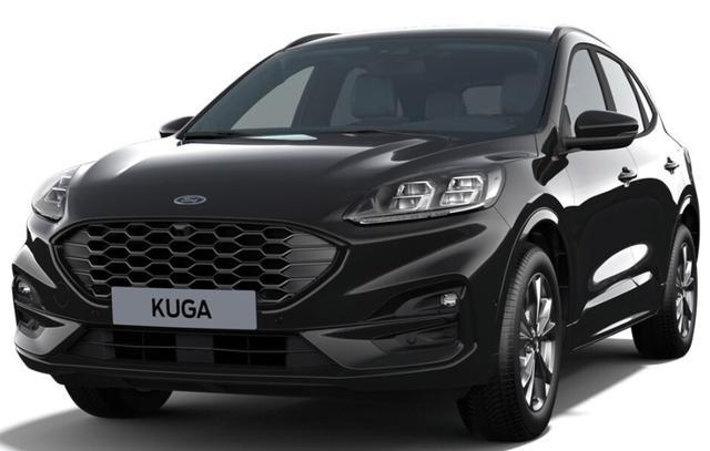 Vorlauffahrzeug Ford Kuga - ST-Line X LIEFERBARES LAGERFAHRZEUG NACHLASS -30%