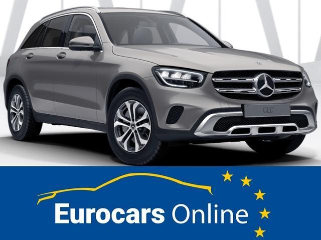 Bestellfahrzeug, konfigurierbar Mercedes-Benz GLC - Basis BESTELLFAHRZEUG FREI KONFIGURIERBAR